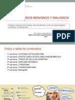 Tema 24 Version Clase Tumores Oseos Benignos y Malignos