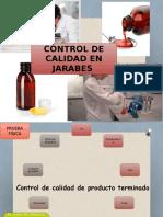 Control de calidad en jarabes PREPARACION.pptx