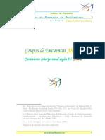 Schutz -Grupos de Encuentro Abierto