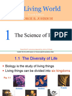 01 the Science of Biology