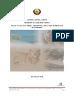 Plano Estrategico Turismo Nacional 2015