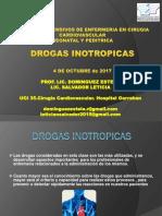 drogas inotropicas