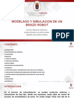Exposicion Brazo Robot