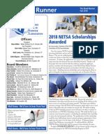 NETSA 2018 Fall Newsletter Final