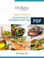 Beginner's Guide to Healthy Keto Intermittent Fasting