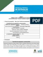 1.Proyecto VIDA Y ARTE; Territorio de Abundacia Finaal.