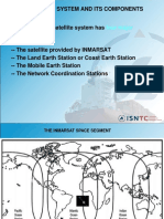 (c) Inmarsat System and Its Components
