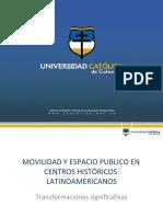 Movilidad y Espacio Público A.L