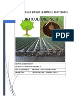 CBLM Horticulture