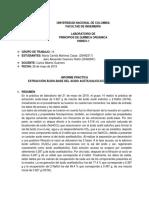 Informe 7 Extraccion Acido-base