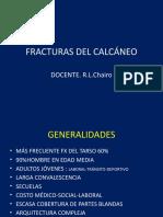 Fracturas Del Calcáneo