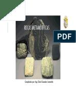 Geologia Rocas Metamorficas