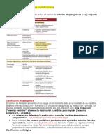 7.0 Anemia Concepto Clínica y Clasificación Clasificación