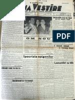 Buna Vestire anul I, nr. 109, 9 iulie 1937