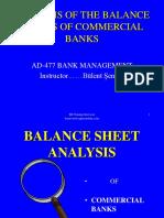 BS Analysis