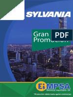 Brochure Sylvania Catalogo de Precios EIMPSA