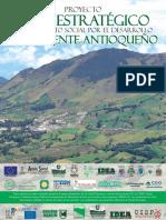 Plan Estrategico de Oriente Gobernacion de Antioquia  (PLANEO 2009)