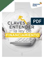 Entender Claves Ley Financiamiento