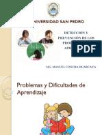 Problemas de Aprendizaje 3