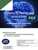 Síndrome de Hipertension Endocraneana