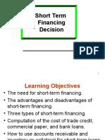 Copy of Short-term Fiannce