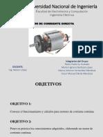 Presentacion Motor DC