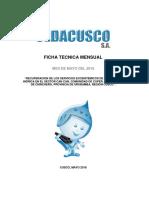 Ficha Tecnica Mensual