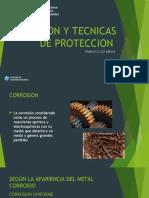 Corrosion y Tecnicas de Proteccion