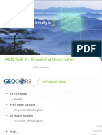 AGIS Task 5 Workshop