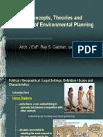 UAP Planning Seminar 2010 Module 1 World Planning