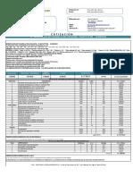 Cyq- Cot- n. 628- Servicio de Modificacion de Pasarela Con Escalera Ing. David Quiñones Planta Ptari Acabados