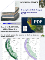3.0 IH - Sismo Laguna Alto Amazonas Loreto