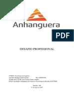 DESAFIO PROFISSIONAL
