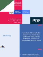 Presentación-HEURÍSTICAS Y RESOLUCION DE PROBLEMAS.pptx