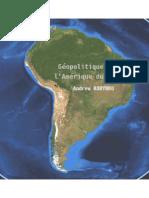 Geopolitique de l Amerique Du Sud (1)