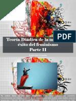 Danilo Díaz Granados - Teoría Diádica de La Moral y El éxito Del Feminismo, Parte II