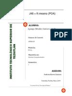 J48 + K-means (POA)