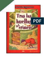 Desvela El Misterio 04 Tras Las Huellas Del Crimen