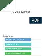 CSS Kandidiasis Oral