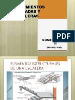Clase 5 Revestimiento de Gradas y Escaleras - Construccion Iia