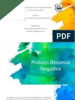 Presentación Poisson Binomial Negativa
