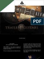 AudioImperia TG2 Documentation