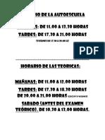 HORARIO DE LA AUTOESCUELA.docx