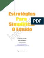 Estratégias Para Simplicar o Estudo - Ângela Vieira