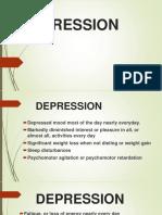 Depression Nn