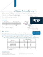 En 12600 Safety Glazing Testing Summary PDF0360SGTSINT