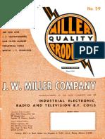 Miller Coils - Catalog 59
