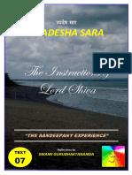 07 Upadesha Sara