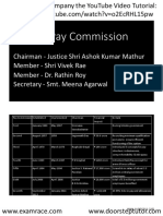 7th Pay Commission YouTube Lecture Handouts