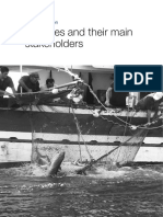 Fisheries and their main stakeholders